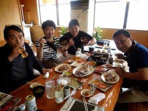ホッキ飯¥530 まじ美味し(`・ω´・)+