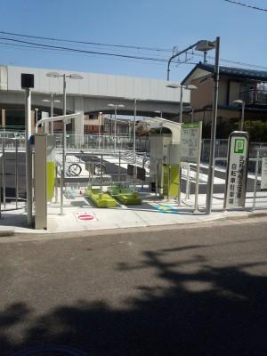 五宿東自転車駐輪場