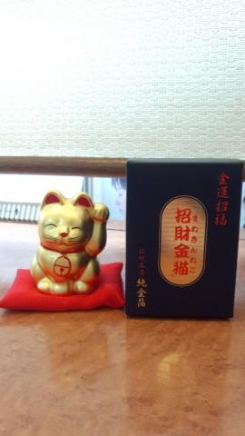 招財金猫 ~招き猫~